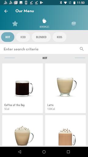 Caribou Coffee 3.18.0 screenshots 3