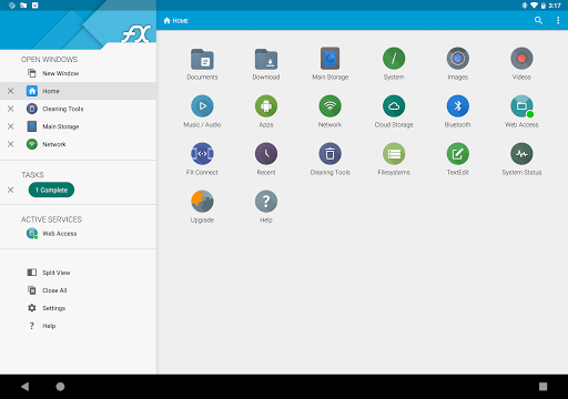 FX File Explorer: the file manager with privacy 8.0.1.0 Screenshots 9