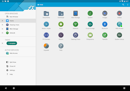 FX File Explorer: the file manager with privacy Screenshot