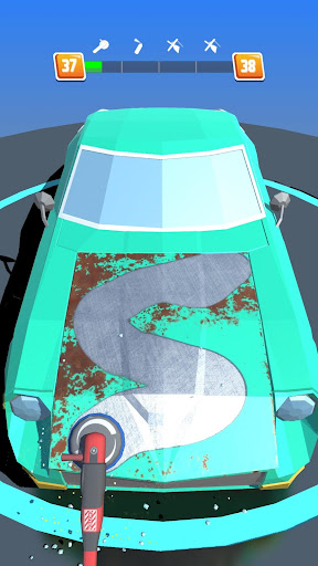 Car Restoration 3D 1.9 screenshots 1