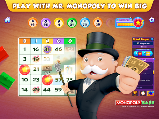 Bingo Bash featuring MONOPOLY: Live Bingo Games 1.164.0 screenshots 8