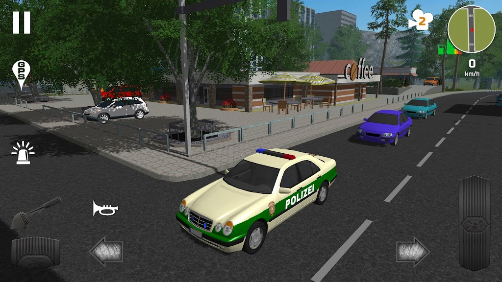 Police Patrol Simulator poster 12