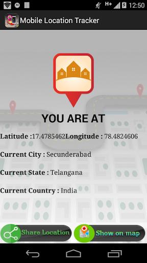 Live Mobile Number Tracker 1.96 Screenshots 5