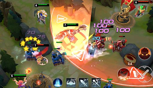 Masters Battle League 5v5 : Legend MOBA PvPTrainer screenshots 19