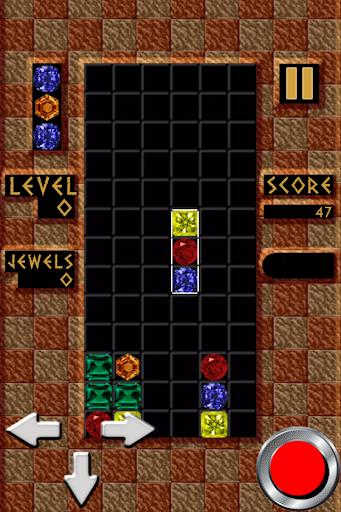 Jewels Columns (match 3) 2.1.1 screenshots 3