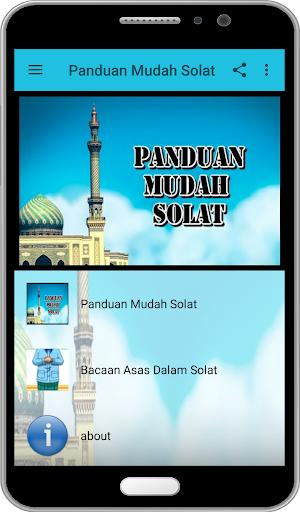 PANDUAN MUDAH SOLAT For PC Windows (7, 8, 10, 10X) & Mac Computer Image Number- 14