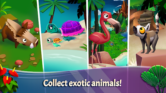 FarmVille 2: Tropic Escape [v1.108.7842] APK Mod for Android logo