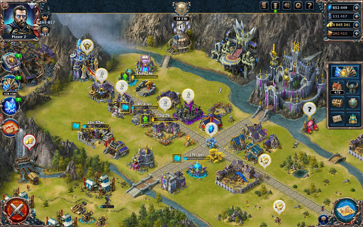 CITADELS ud83cudff0  Medieval War Strategy with PVP 18.0.19 screenshots 16