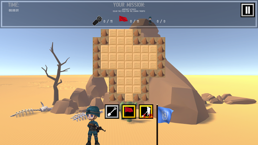 Trooper Sam - A Minesweeper Adventure apkpoly screenshots 10
