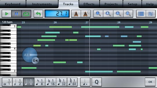 Music Studio Pro 2.1.2 Apk Mod (Unlocked) 4