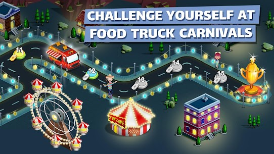 Food Truck Chef Mod Apk (Unlimited Money/Crystals) 7