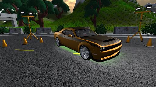 Challenger SRT Demon Drive Track apk 2.0 screenshots 1