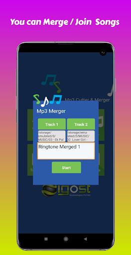 Mp3 Cutter & Merger 11.0.2 Screenshots 3