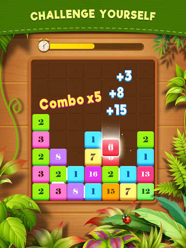 Drag n Merge: Block Puzzle  screenshots 11