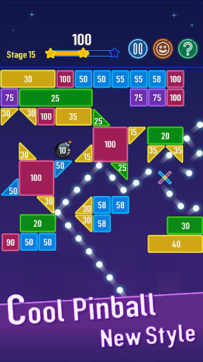 Balls Bricks Breaker - Galaxy Shooter apkdebit screenshots 4