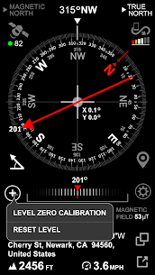 DIGITAL COMPASS GPS SMART TOOLS /U5/ (PREMIUM) 1.4 Apk 3