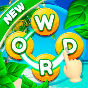 Word Scenery Connect