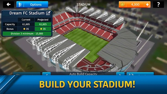Dream League Soccer Screenshot