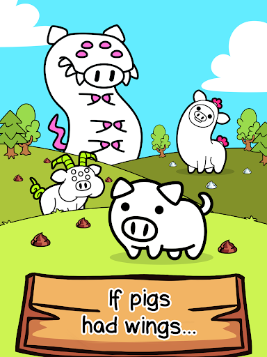 Pig Evolution - Mutant Hogs and Cute Porky Game screenshots 5
