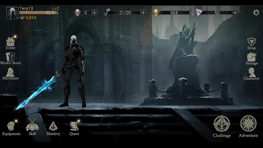 Shadow Hunter : Lost World - Epic Hack and Slash 0.22.2.0 screenshots 6