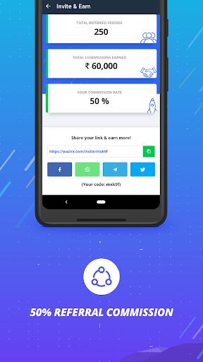WazirX - Bitcoin, Crypto Trading Exchange India android2mod screenshots 3