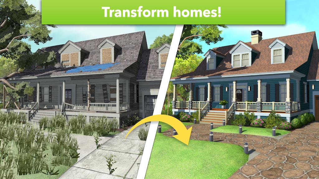 Home Design Makeover poster 1