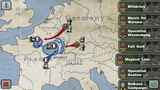 Glory of Generals-WW2 frontline War Strategy Game 1.2.12 Screenshots 4