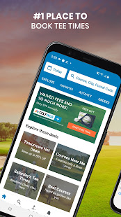 GolfNow: Tee Time Deals at Golf Courses