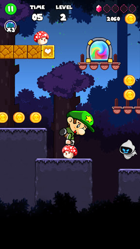 Bob Run: Adventure run game apkpoly screenshots 6