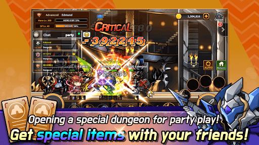 Hero Town online : 2D MMORPG android2mod screenshots 7
