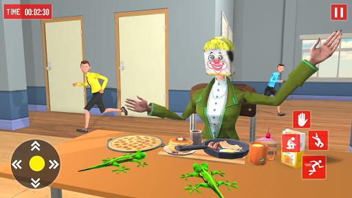 Hello Spooky Scarry Ice Scream Teacher 3D 2020 APK MOD (Astuce) screenshots 5