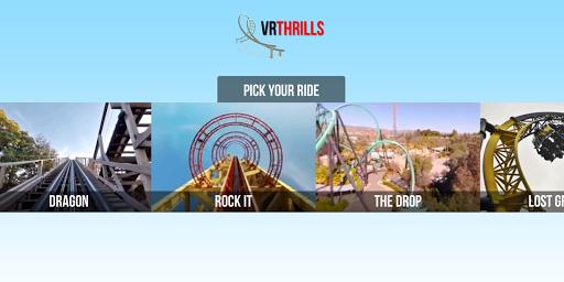 VR Thrills: Roller Coaster 360 (Cardboard Game) 2.1.7 Screenshots 6
