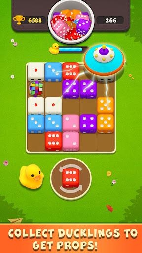 Greedy Dice - Dom Merge Puzzle Games  screenshots 2