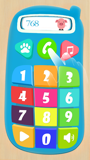 Baby Phone for Kids. Learning Numbers for Toddlers screenshots 2
