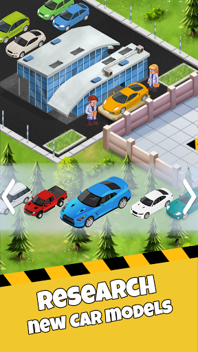 Idle Car Factory: Car Builder, Tycoon Games 2021ud83dude93  screenshots 3