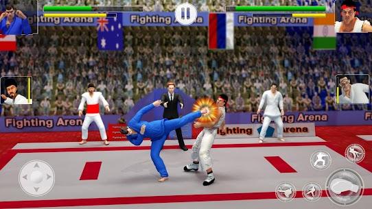Tag Team Karate Fighting Games: PRO Kung Fu Master [Mod Version] 4