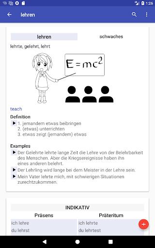 Deutsche Verben screenshots 11