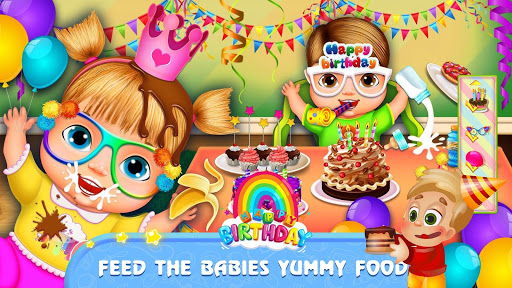 Babysitters Baby Care: Baby Sitter Games  screenshots 5