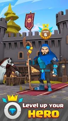 ウィザードの戦いアイドルバトルシミュレーター   ARPGゲーム   War of Wizardsのおすすめ画像1