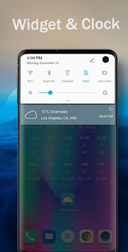 Live Weather - Weather Forecast 2020 1.0.3 Screenshots 4