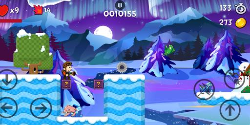 Super Adventure Run - World of Amazing Adventure  screenshots 4