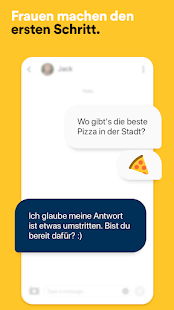 Bumble: Dating & neue Freunde Screenshot
