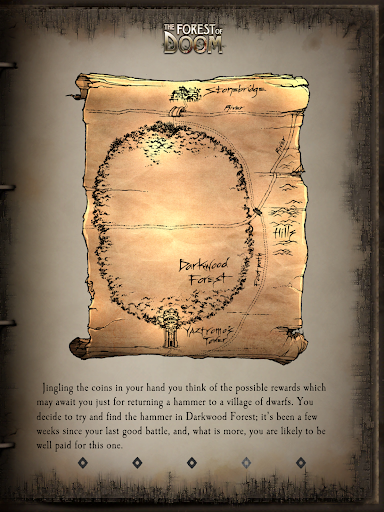 Fighting Fantasy Classics u2013 text based story game apkdebit screenshots 19