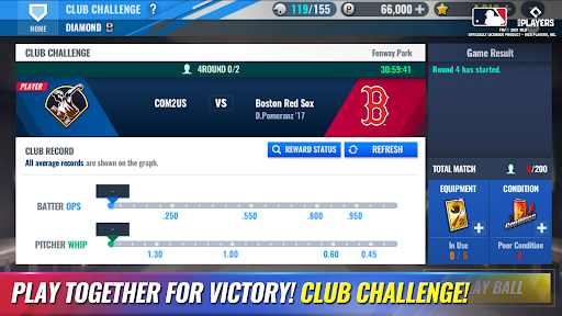 MLB 9 Innings 21 apktram screenshots 11