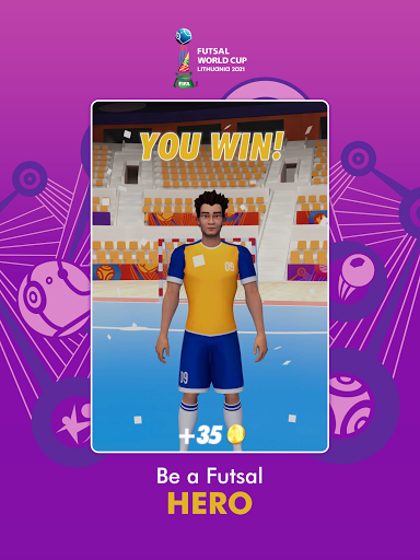 FIFA FUTSAL WC 2021 Challenge 1.0.29 screenshots 16