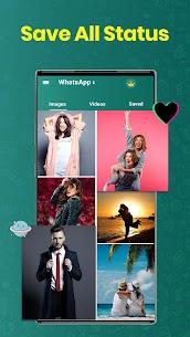 Save Status: Downloader, Status Saver for whatsapp 1.2.19 Mod APK (Unlimited) 1