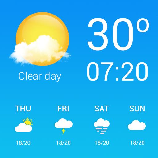 Clima - previsão do tempo