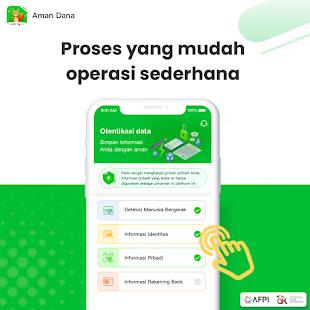 Image For Aman Dana - Pinjaman Uang Tunai Dana Rupiah Versi 8.1 3