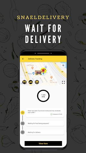 snaeldelivery - food delivery app screenshot 3