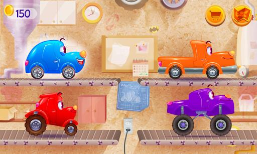 Funny Racing Cars  screenshots 2